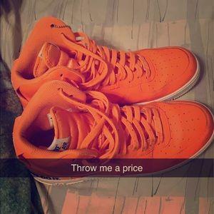 Orange 1s